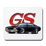 Black Skylark GS Mousepad