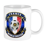 France World Soccer Mug