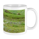 Bighorn Sheep Logan Pass Small Mug
