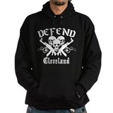 Defend CLEVELAND Hoody
