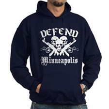 Defend MINNEAPOLIS Hoodie