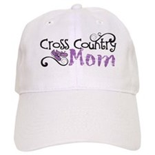 Cross Country Mom Baseball Cap