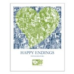 Happy Endings Small Poster
