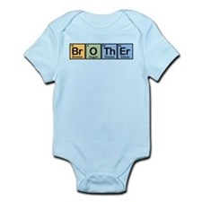Brother made of Elements Onesie