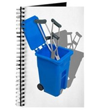 Recycled Crutches Journal