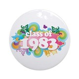 Class of 1983 Ornament (Round)