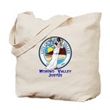 Moreno Valley JustUs Tote Bag