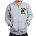 Merriam Police SWAT Zip Hoodie