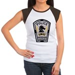 Merriam Police SWAT Women's Cap Sleeve T-Shirt