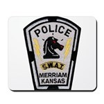 Merriam Police SWAT Mousepad