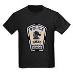 Merriam Police SWAT Kids Dark T-Shirt