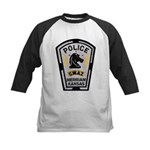 Merriam Police SWAT Kids Baseball Jersey