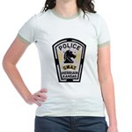 Merriam Police SWAT Jr. Ringer T-Shirt