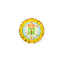 Ecclesia Gnostica Seal - Lapel Button
