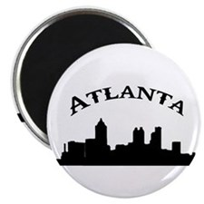 "Cute Atlanta georgia 2.25"" Magnet (10 pack)"