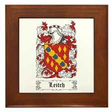 Leitch Framed Tile