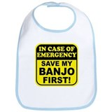 Banjo Emergency Bib