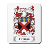 Lawson [Scottish] Mousepad