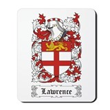 Lawrence [Scottish] Mousepad