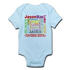 Team General Hospital Infant Bodysuit
