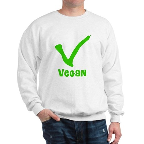 V is for Vegan Sweatshirt