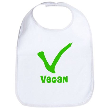 V is for Vegan Bib