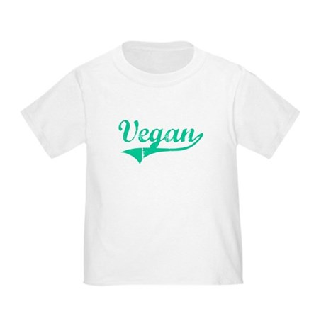 Team Vegan Toddler T-Shirt