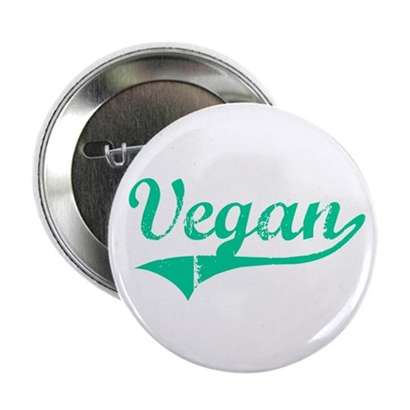 "Team Vegan 2.25"" Button (100 pack)"