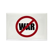 No War Rectangle Magnet (10 pack)