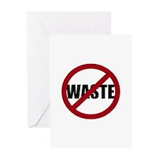 Anti-Waste Greeting Card