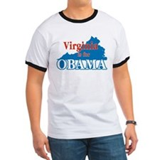Virginia Is For Obama T