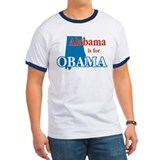 Alabama Is For Obama T