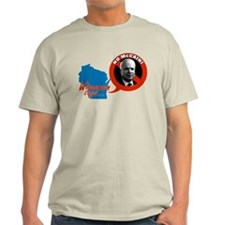 Wisconsin Says No McCain T-Shirt