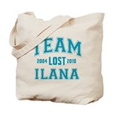LOST Fan Team Ilana Tote Bag