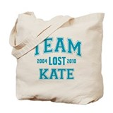 LOST Fan Team Kate Tote Bag