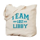 LOST Fan Team Libby Tote Bag