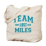 LOST Fan Team Miles Tote Bag