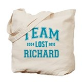 LOST Fan Team Richard Tote Bag