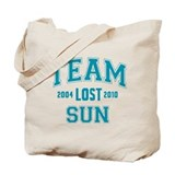 LOST Fan Team Sun Tote Bag