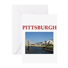 pittsburgh Greeting Cards (Pk of 20)