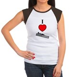 I Heart Chimes- Vertical Tee