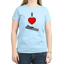 I Heart Chimes- Vertical T-Shirt