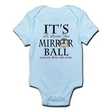DWTS Mirrorball Infant Bodysuit