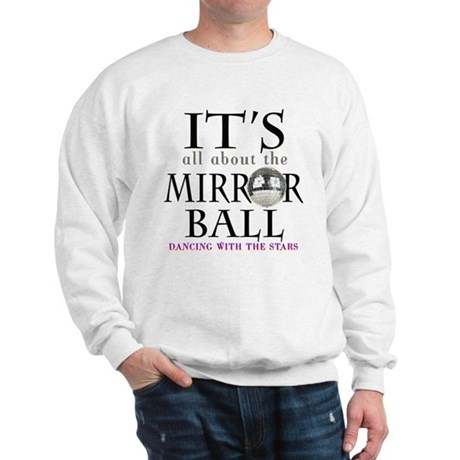 DWTS Mirror Ball Sweatshirt
