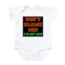 Don't Blame Me! I'm Not God! Infant Creeper
