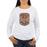 Bernalillo New Mexico Police Women's Long Sleeve T