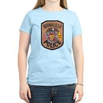 Bernalillo New Mexico Police Women's Light T-Shirt