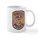 Bernalillo New Mexico Police Mug
