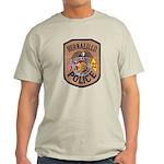 Bernalillo New Mexico Police Light T-Shirt