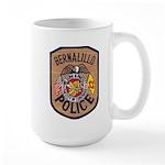 Bernalillo New Mexico Police Large Mug